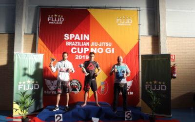 Resultados SPAIN BJJ CUP NoGi 2019