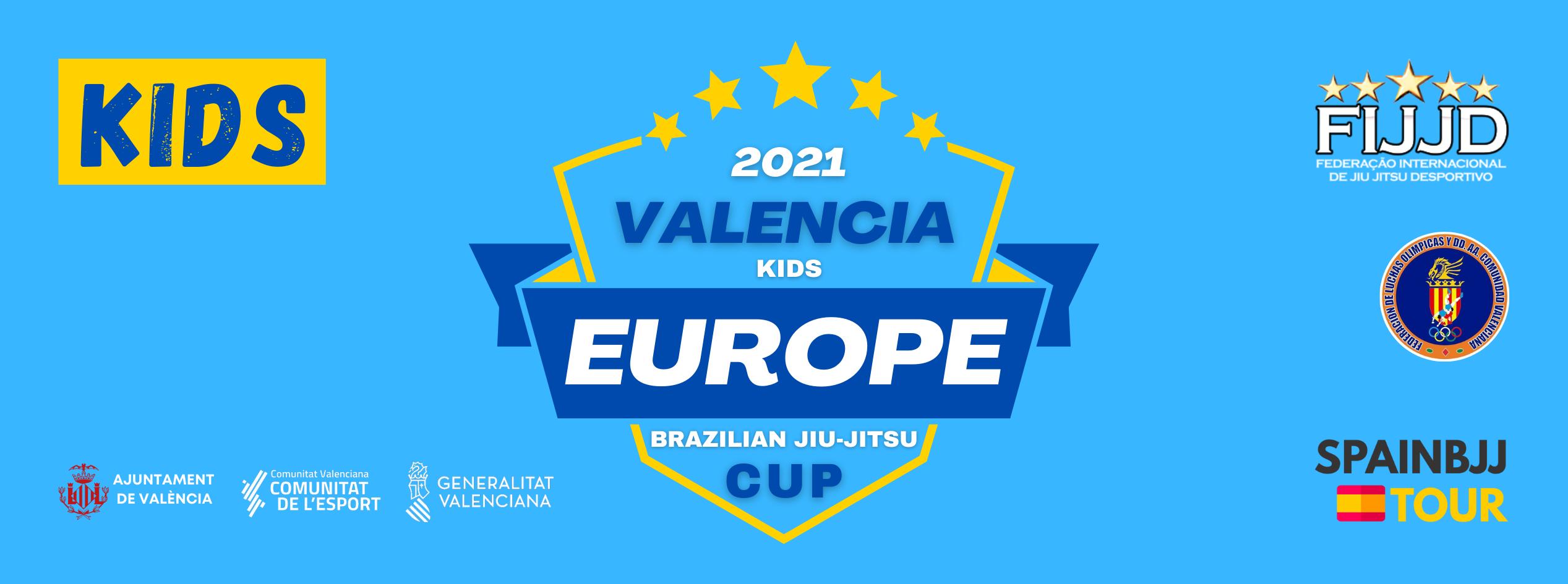 EUROPE CUP BJJ KIDS 2021