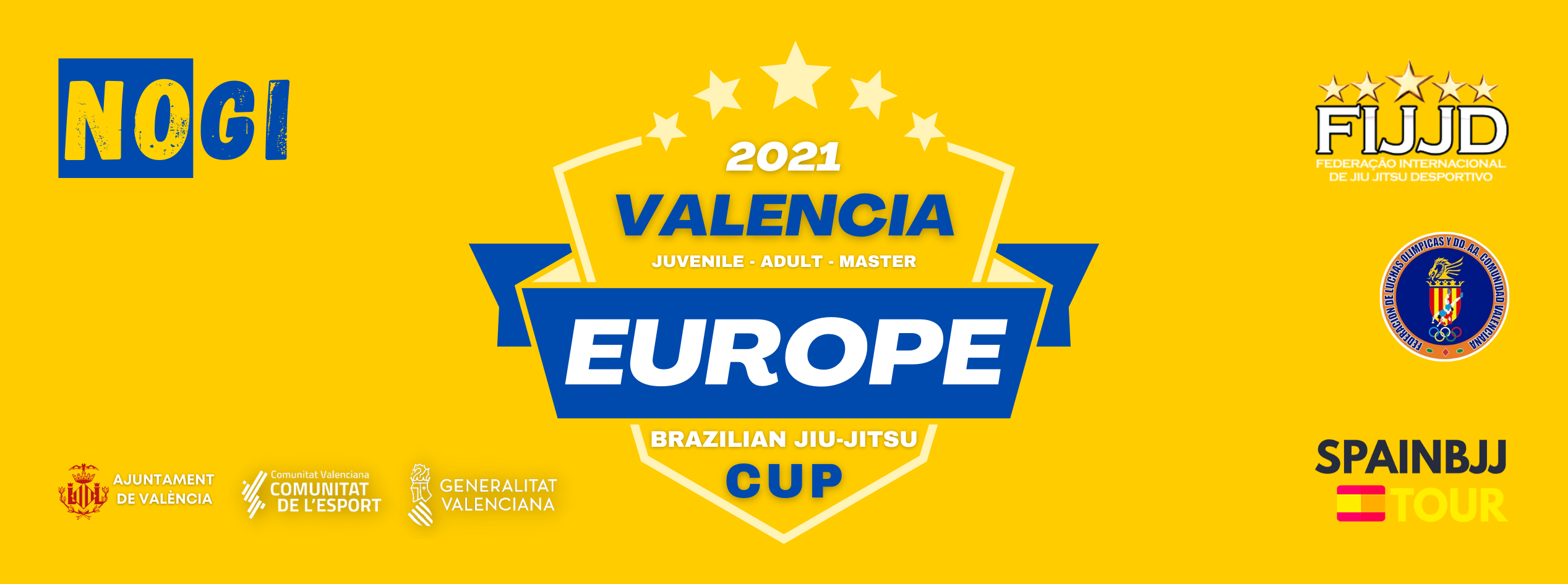 EUROPE CUP BJJ NoGi 2021